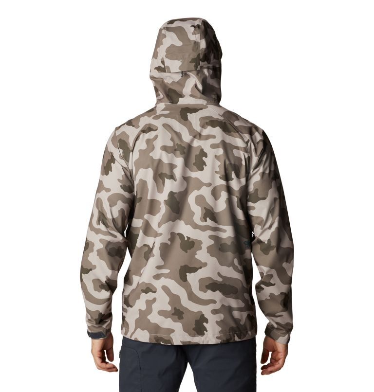 Stretch Ozonic™ Jacket | 366 | S Men's Stretch Ozonic™ Jacket, Badlands Camo, back
