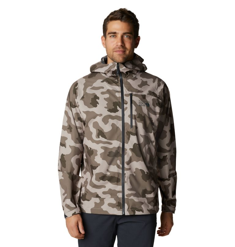 Stretch Ozonic™ Jacket | 366 | M Men's Stretch Ozonic™ Jacket, Badlands Camo, front