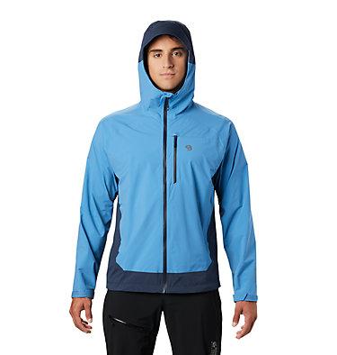 Manteau Stretch Ozonic™ Homme Stretch Ozonic™ Jacket | 010 | L, Deep Lake, front