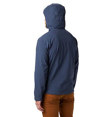 Men's Stretch Ozonic™ Jacket Stretch Ozonic™ Jacket   010   L, Zinc, back
