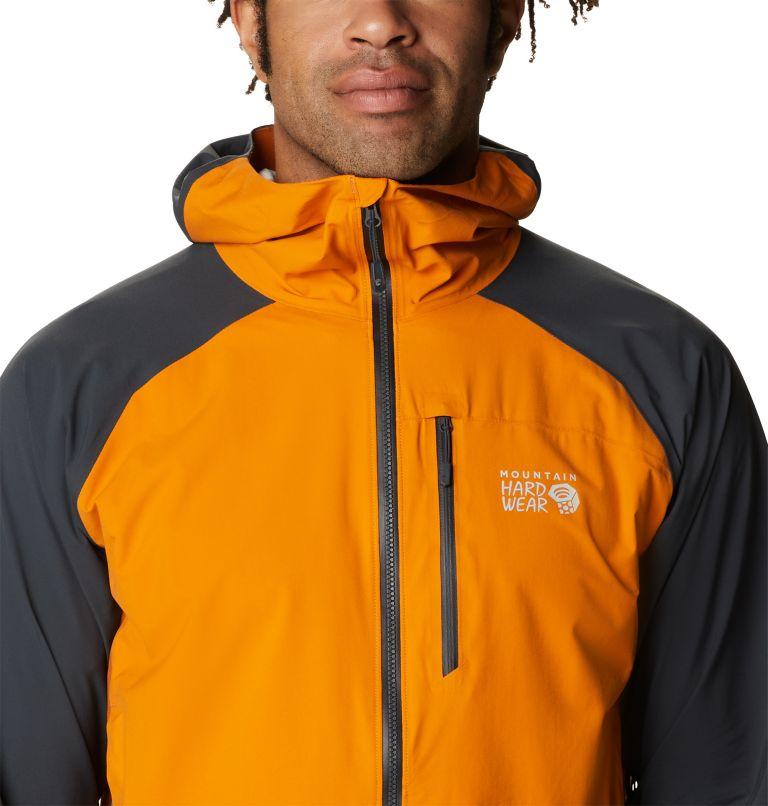 Stretch Ozonic™ Jacket | 858 | XXL Men's Stretch Ozonic™ Jacket, Instructor Orange, a2