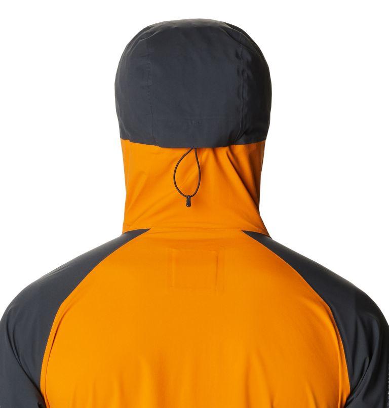 Stretch Ozonic™ Jacket | 858 | M Men's Stretch Ozonic™ Jacket, Instructor Orange, a3