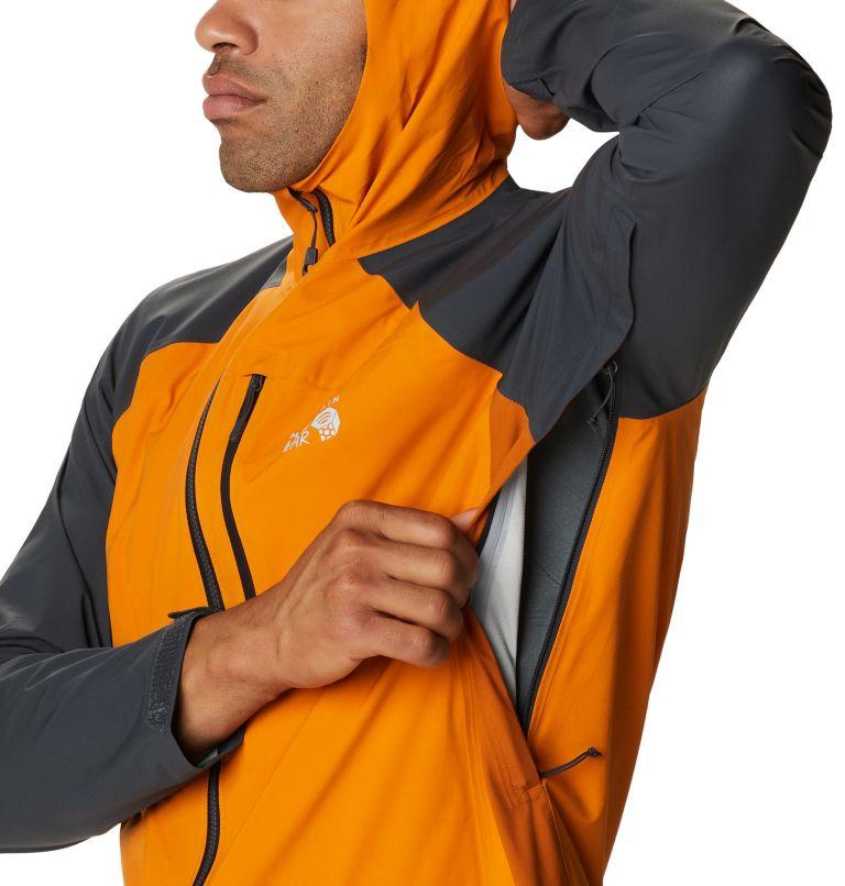 Stretch Ozonic™ Jacket | 858 | M Men's Stretch Ozonic™ Jacket, Instructor Orange, a4
