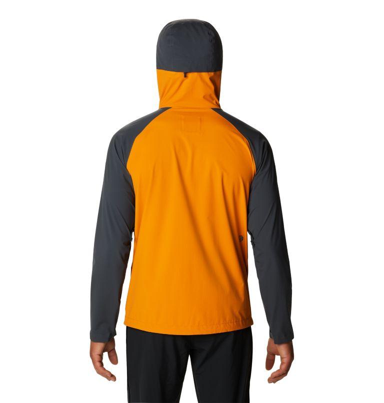 Stretch Ozonic™ Jacket | 858 | M Men's Stretch Ozonic™ Jacket, Instructor Orange, back