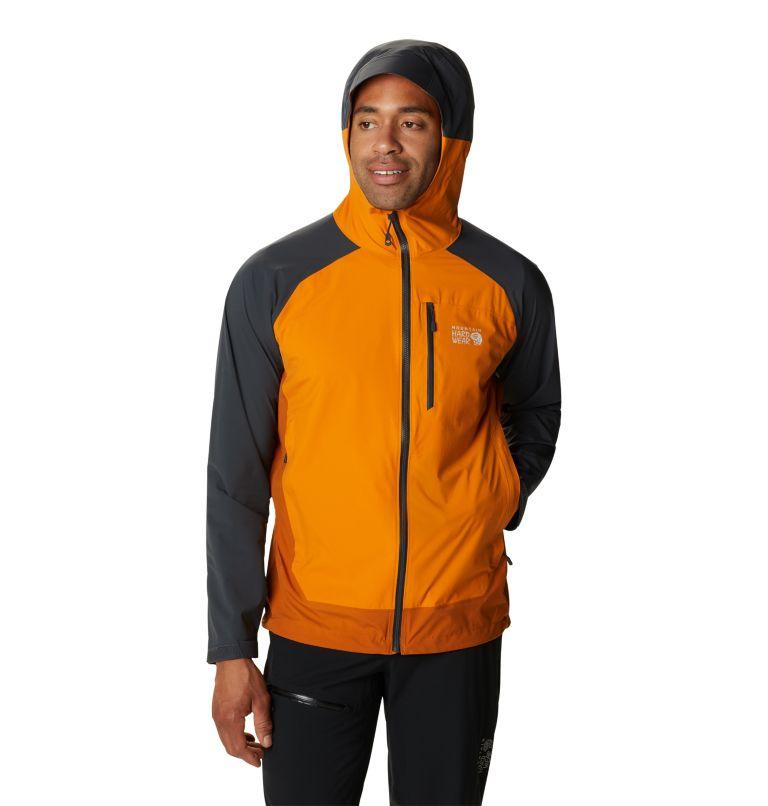 Stretch Ozonic™ Jacket | 858 | M Men's Stretch Ozonic™ Jacket, Instructor Orange, front