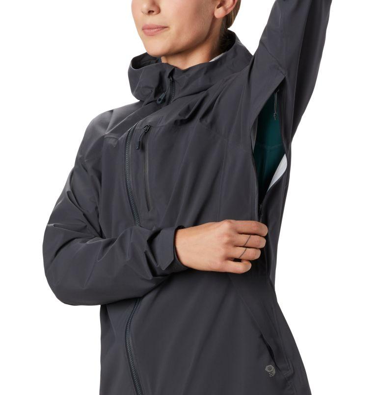 Stretch Ozonic™ Jacket | 004 | XS Women's Stretch Ozonic™ Jacket, Dark Storm, a3