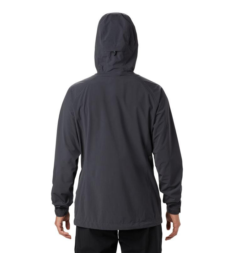 Stretch Ozonic™ Jacket | 004 | M Women's Stretch Ozonic™ Jacket, Dark Storm, back