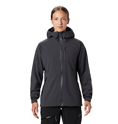 Women's Stretch Ozonic™ Jacket Stretch Ozonic™ Jacket | 004 | L, Dark Storm, front