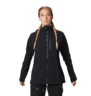 Women's Stretch Ozonic™ Jacket Stretch Ozonic™ Jacket | 004 | L, Black, front