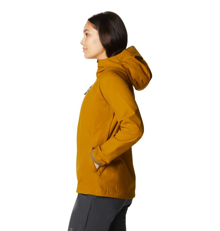 Stretch Ozonic™ Jacket | 255 | M Women's Stretch Ozonic™ Jacket, Olive Gold, a1