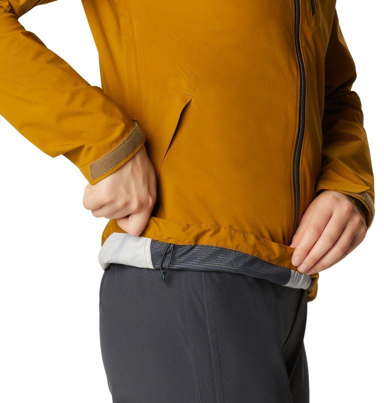 Stretch Ozonic™ Jacket | 255 | S Women's Stretch Ozonic™ Jacket, Olive Gold, a5
