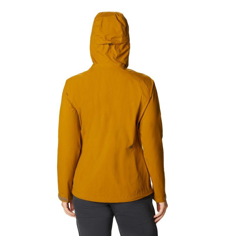 Stretch Ozonic™ Jacket | 255 | S Women's Stretch Ozonic™ Jacket, Olive Gold, back