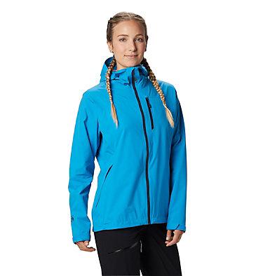 Women's Stretch Ozonic™ Jacket Stretch Ozonic™ Jacket | 004 | L, Electric Sky, front