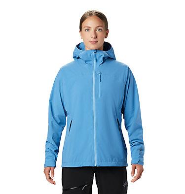 Women's Stretch Ozonic™ Jacket Stretch Ozonic™ Jacket | 004 | L, Deep Lake, front