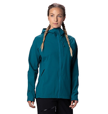 Women's Stretch Ozonic™ Jacket Stretch Ozonic™ Jacket | 004 | L, Dive, front