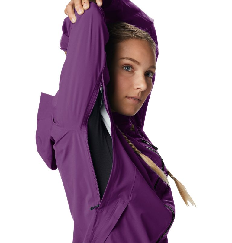 Stretch Ozonic™ Jacket | 502 | XS Women's Stretch Ozonic™ Jacket, Cosmos Purple, a1
