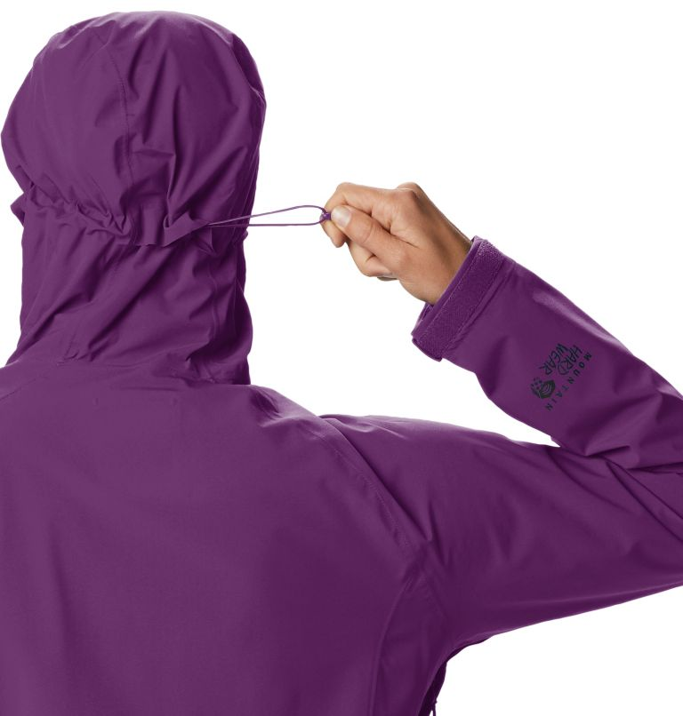Stretch Ozonic™ Jacket | 502 | M Women's Stretch Ozonic™ Jacket, Cosmos Purple, a3