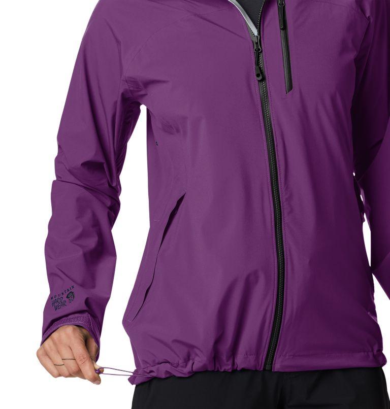 Stretch Ozonic™ Jacket | 502 | M Women's Stretch Ozonic™ Jacket, Cosmos Purple, a4