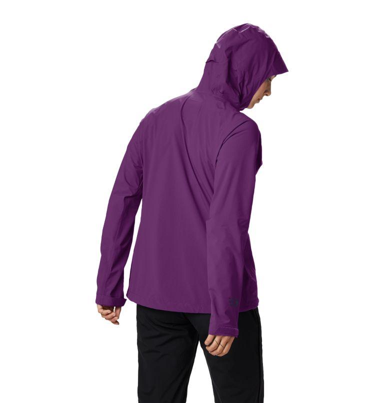 Stretch Ozonic™ Jacket | 502 | L Women's Stretch Ozonic™ Jacket, Cosmos Purple, back