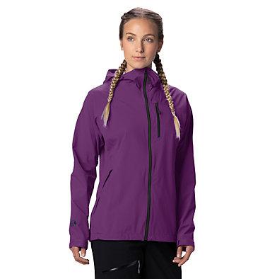Women's Stretch Ozonic™ Jacket Stretch Ozonic™ Jacket | 004 | L, Cosmos Purple, front