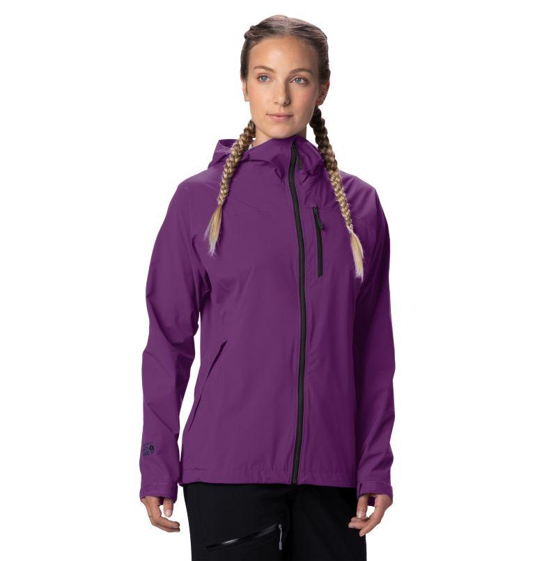 Stretch Ozonic™ Jacket | 502 | M Women's Stretch Ozonic™ Jacket, Cosmos Purple, front