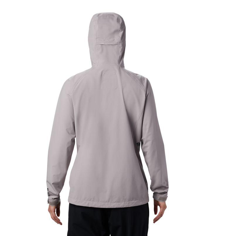 Stretch Ozonic™ Jacket | 514 | M Women's Stretch Ozonic™ Jacket, Mystic Purple, back
