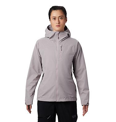 Women's Stretch Ozonic™ Jacket Stretch Ozonic™ Jacket | 004 | L, Mystic Purple, front