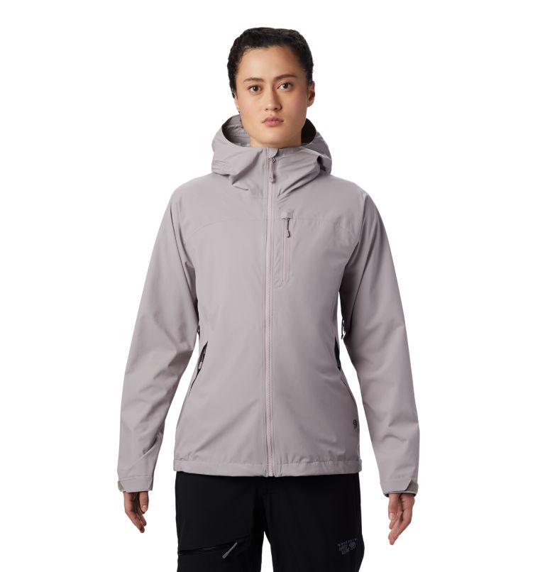 Stretch Ozonic™ Jacket | 514 | M Women's Stretch Ozonic™ Jacket, Mystic Purple, front