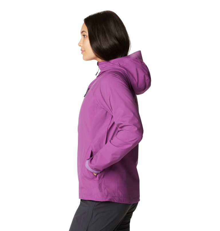 Stretch Ozonic™ Jacket | 547 | M Women's Stretch Ozonic™ Jacket, Acai, a1