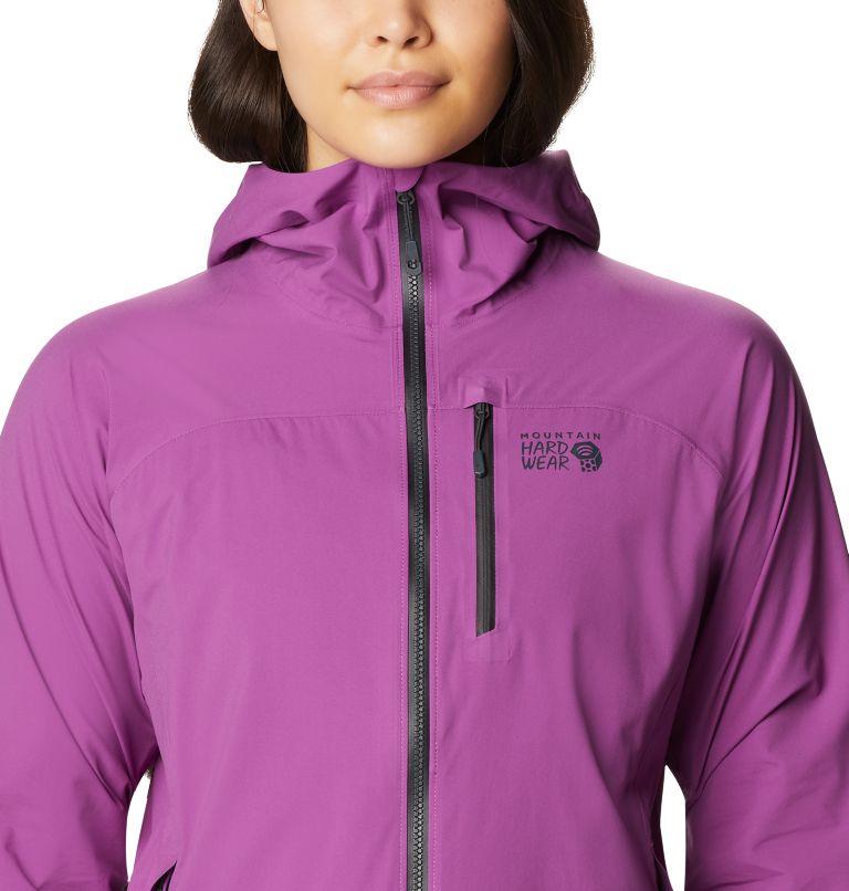 Stretch Ozonic™ Jacket | 547 | L Women's Stretch Ozonic™ Jacket, Acai, a2