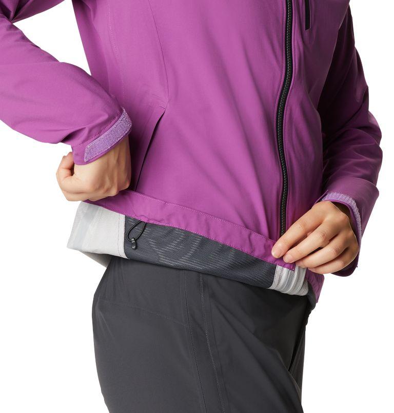 Stretch Ozonic™ Jacket | 547 | M Women's Stretch Ozonic™ Jacket, Acai, a5