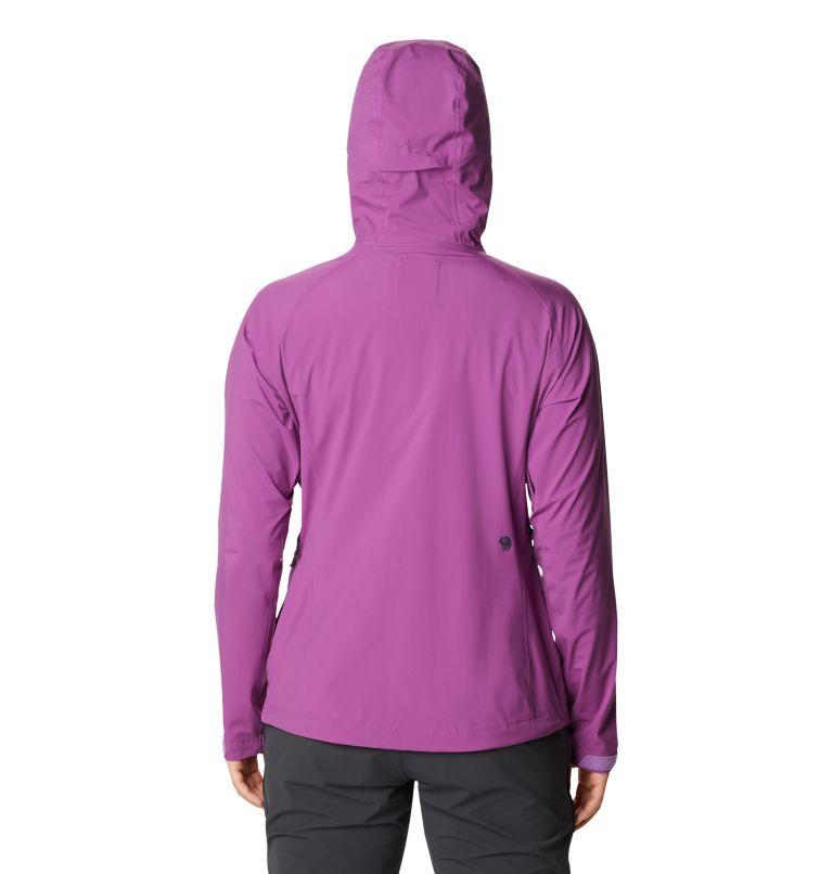 Stretch Ozonic™ Jacket | 547 | M Women's Stretch Ozonic™ Jacket, Acai, back