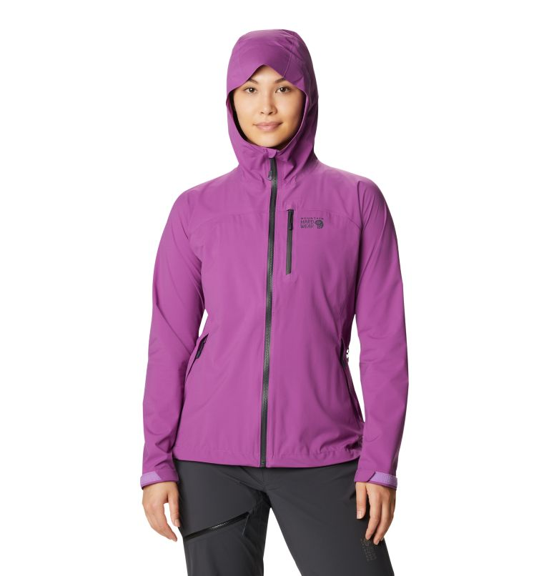 Stretch Ozonic™ Jacket | 547 | M Women's Stretch Ozonic™ Jacket, Acai, front