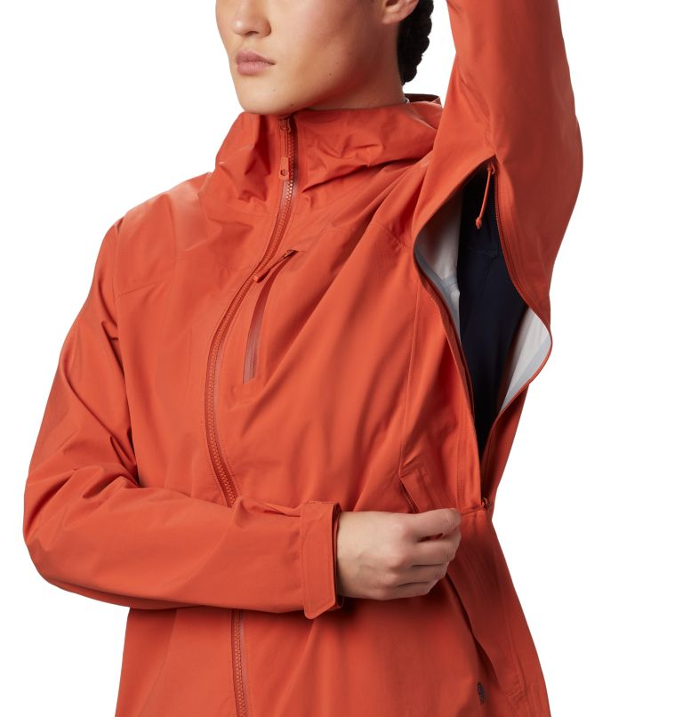 Stretch Ozonic™ Jacket | 840 | S Women's Stretch Ozonic™ Jacket, Dark Clay, a3
