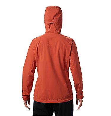 Women's Stretch Ozonic™ Jacket Stretch Ozonic™ Jacket | 004 | L, Dark Clay, back