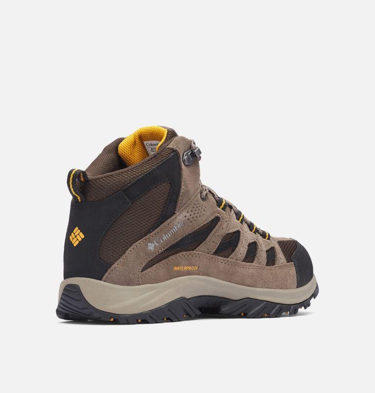 Men's Crestwood™ Mid Waterproof Hiking Boot Men's Crestwood™ Mid Waterproof Hiking Boot, 3/4 back