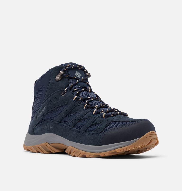Men's Crestwood™ Mid Waterproof Hiking Boot Men's Crestwood™ Mid Waterproof Hiking Boot, 3/4 front