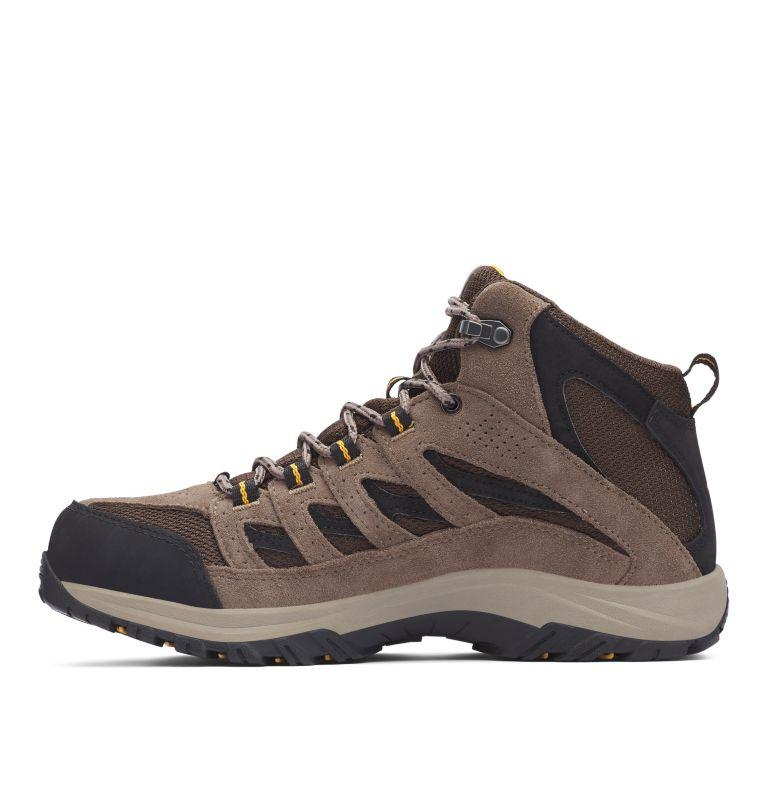 CRESTWOOD™ MID WATERPROOF WIDE | 231 | 10.5 Men's Crestwood™ Mid Waterproof Hiking Boot - Wide, Cordovan, Squash, medial