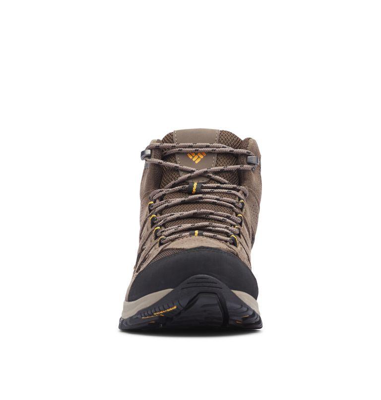 CRESTWOOD™ MID WATERPROOF WIDE | 231 | 10.5 Men's Crestwood™ Mid Waterproof Hiking Boot - Wide, Cordovan, Squash, toe