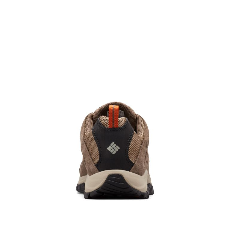 CRESTWOOD™ WATERPROOF   227   11.5 Men's Crestwood™ Waterproof Hiking Shoe, Pebble, Desert Sun, back