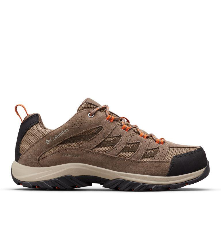 CRESTWOOD™ WATERPROOF | 227 | 7 Men's Crestwood™ Waterproof Hiking Shoe, Pebble, Desert Sun, front