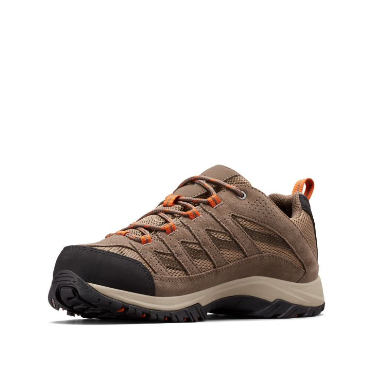 CRESTWOOD™ WATERPROOF | 227 | 8.5 Men's Crestwood™ Waterproof Hiking Shoe, Pebble, Desert Sun