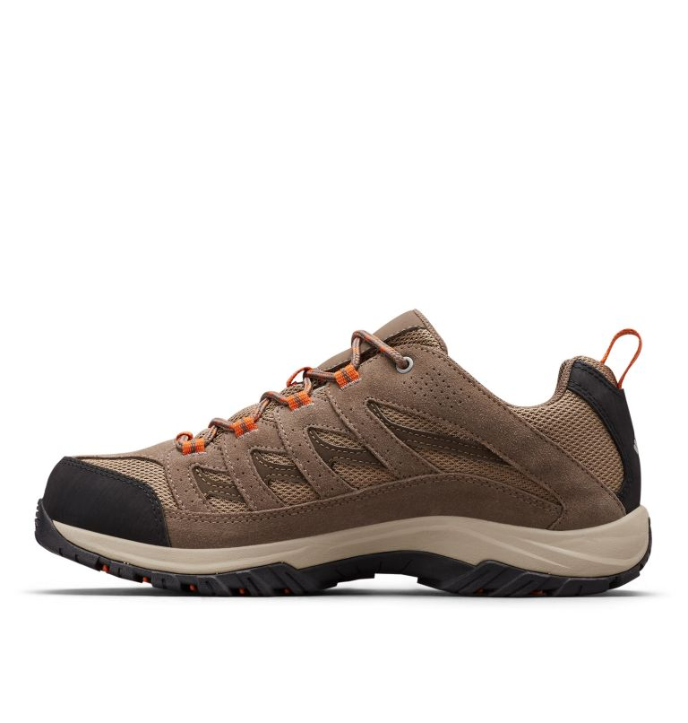 CRESTWOOD™ WATERPROOF | 227 | 12 Men's Crestwood™ Waterproof Hiking Shoe, Pebble, Desert Sun, medial