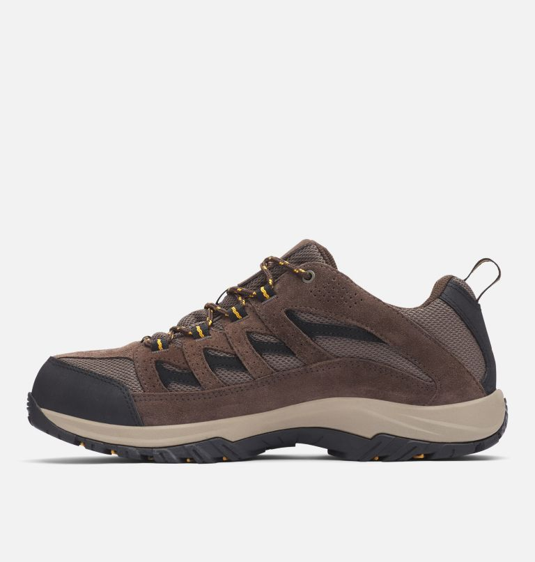 Men's Crestwood™ Waterproof Hiking Shoe Men's Crestwood™ Waterproof Hiking Shoe, medial