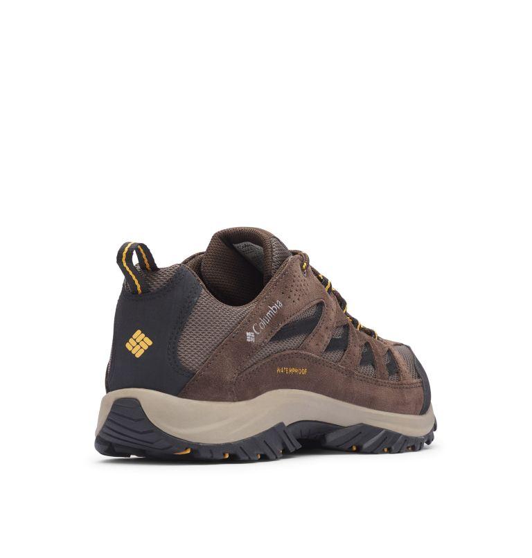 Men's Crestwood™ Waterproof Hiking Shoe - Wide Men's Crestwood™ Waterproof Hiking Shoe - Wide, 3/4 back