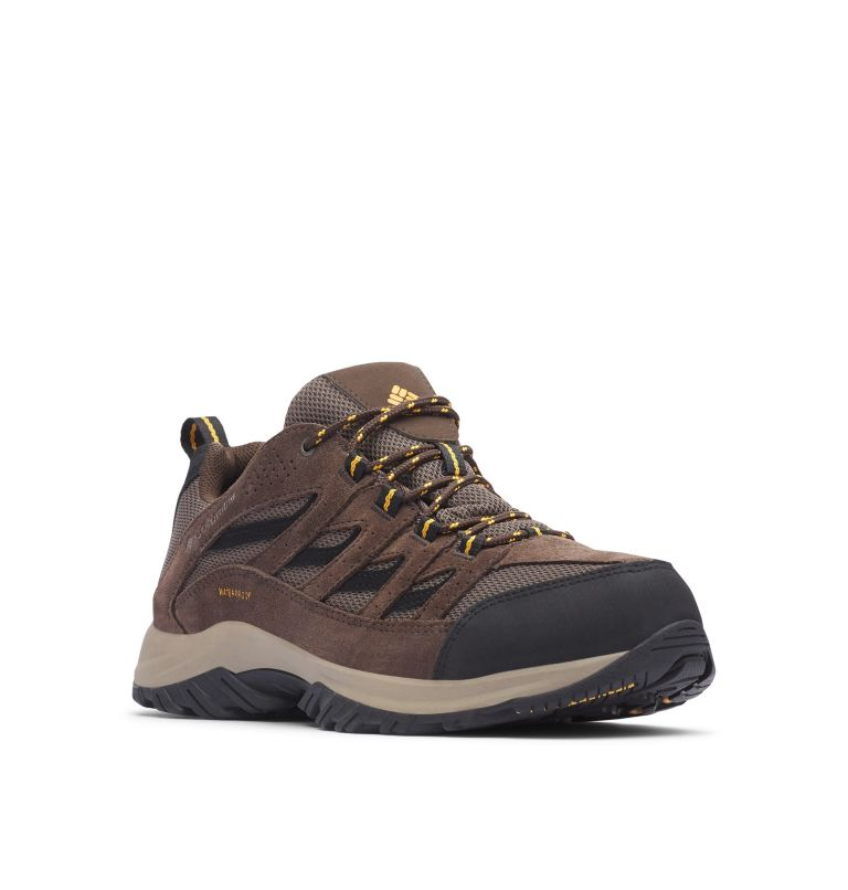 Men's Crestwood™ Waterproof Hiking Shoe - Wide Men's Crestwood™ Waterproof Hiking Shoe - Wide, 3/4 front