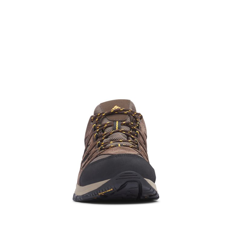 Men's Crestwood™ Waterproof Hiking Shoe - Wide Men's Crestwood™ Waterproof Hiking Shoe - Wide, toe