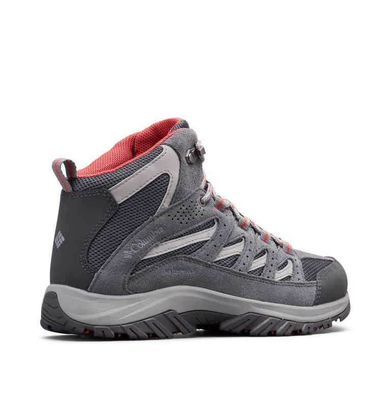 Women's Crestwood™ Mid Waterproof Hiking Boot Women's Crestwood™ Mid Waterproof Hiking Boot, 3/4 back