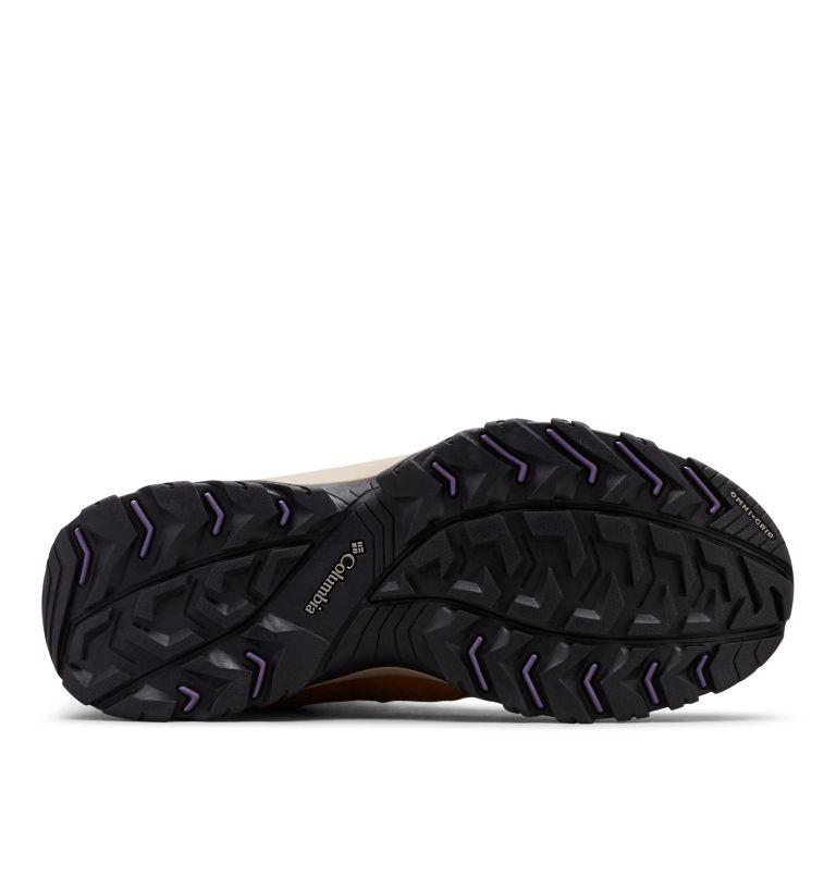 CRESTWOOD™ MID WATERPROOF | 206 | 9 Women's Crestwood™ Mid Waterproof Hiking Boot, Dark Truffle, Plum Purple