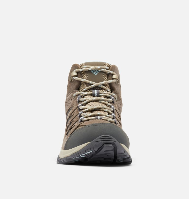 Women's Crestwood™ Mid Waterproof Hiking Boot Women's Crestwood™ Mid Waterproof Hiking Boot, toe